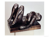 The Sinner, circa 1885 Giclee Print by Auguste Rodin