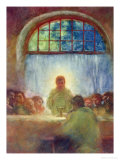 The Last Supper, 1897 Giclee Print by Gaston De La Touche