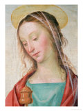St. Mary Magdalene Giclée-tryk af Fra Bartolommeo