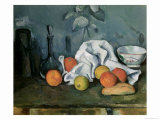Fruits, 1879-80 Giclee Print by Paul Cézanne