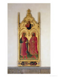 Ss. Cosmas and Damian, 1429 Giclee Print by Bicci Lorenzo