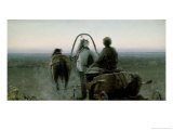 The Return Journey, 1896 Giclee Print by Abram Efimovich Arkhipov