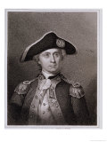John Paul Jones Giclee Print by Charles Willson Peale