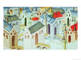 The City of Kinsai Giclee Print by Boucicaut Master 