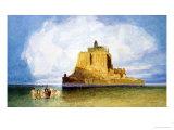 Mont Saint-Michel Giclee Print by John Sell Cotman