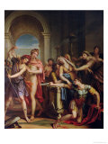 The Death of Achilles Giclee Print by Gavin Hamilton