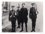 The Arrest of Eamonn de Valera 1917, Giclee Print