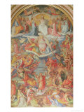The Last Judgement, 1836-40 Giclee Print by Peter Von Cornelius