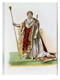 Emperor Napoleon II Giclee Print by Julien Leopold Boilly