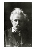 Edvard Grieg 1901 Giclee Print