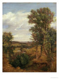Dedham Vale, 1802 Giclee Print by John Constable