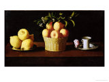 Still Life Giclee Print by Francisco de Zurbar&#225;n