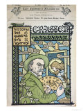 Portrait of Eugene Grasset from 