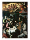Adoration of the Shepherds, 1638 Giclee Print by Francisco de Zurbar&#225;n