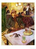 Monsieur Boileau, circa 1893 Giclee Print by Henri de Toulouse-Lautrec