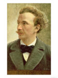 Postcard of Richard Strauss circa 1914 Giclee Print by Eichhorn