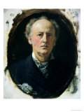 Self Portrait, 1883 Giclee Print by John Everett Millais