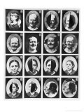 Physiognomical Studies Giclee Print by Guillaune Benjamin Duchenne De Boulogne