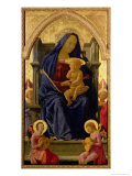 Virgin and Child, 1426 Giclee Print by Tommaso Masaccio