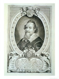 "Adriaen Pauw from ""Portraits Des Hommes Illustres"" Giclee Print by Anselmus Van Hulle"