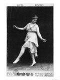 Isadora Duncan circa 1903-04 Giclee Print by  Elvira Studio