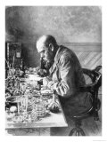 "Robert Koch from ""The Illustrated London News,"" 1897 Giclee Print by Frank Hancox"