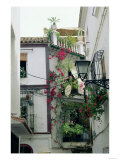 Street in Seville Giclee Print