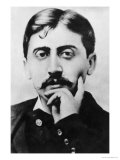 Portrait of Marcel Proust 1900 Giclee Print