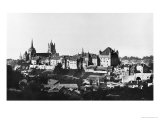 View of Lausanne, circa 1856-60 Giclee Print by  Bisson Freres Studio
