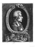 Friedrich Schiller Giclee Print by Friedrich Kirschner