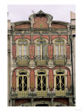 City Windows Giclee Print