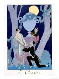 Avarice, 1924 Giclee Print by Georges Barbier