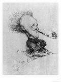Paul Ferdinand Gachet circa 1887 Giclee Print by Charles Leandre