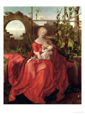 "Virgin and Child ""Madonna with the Iris,"" 1508 Giclee Print by Albrecht Dürer"