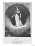 Empress Josephine De Beauharnais and Freemasonry, circa 1846 Giclee Print
