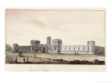 Penitentiary in Pennsylvania, 1831 Giclee Print by Gustave De Beaumont