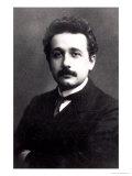Albert Einstein 1911 Giclee Print