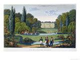 The Elysee Bourbon, circa 1815-20 Giclee Print by Henri Courvoisier-Voisin