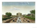 The Royal Observatory, circa 1815-20 Giclee Print by Henri Courvoisier-Voisin