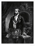 Edward Prince of Wales, Later Edward VII, as Grand Master of Freemasonry, 1884 Giclee Print