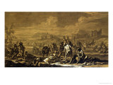 After the Battle, 1695 Giclee Print by Georg Philipp I Rugendas