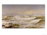 A Whole Gale of Wind Giclee Print by William Lionel Wyllie
