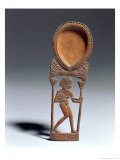 Cosmetic Spoon with a Figure of a Lutenist, New Kingdom Giclee Print by 18th Dynasty Egyptian