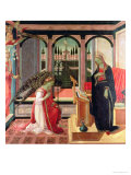 Annunciation Giclee Print by Filippino Lippi