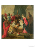 Adoration of the Magi Giclee Print by Hendrik van Balen the Elder