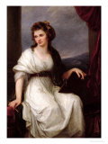 Self Portrait, 1787 Giclee Print by Angelica Kauffmann