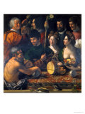 Witchcraft Giclee Print by Dosso Dossi