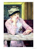 The Plum, 1878 Giclee Print by Édouard Manet