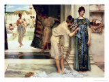 The Frigidarium Giclee Print by Sir Lawrence Alma-Tadema