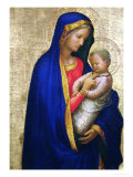 Madonna Casini Giclee Print by Tommaso Masaccio